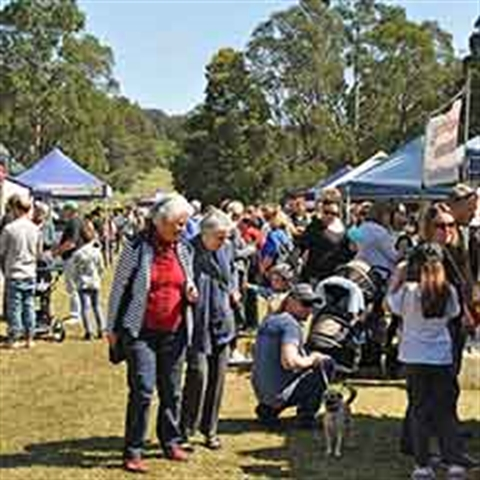 View Event: Noojee Station Market